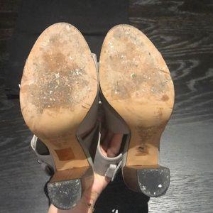 Vince Shoes - Vince Addie Block Heel